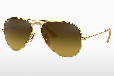 サングラス Ray-Ban AVIATOR LARGE METAL (RB3025 112/85) - ゴールド