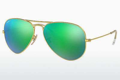 サングラス Ray-Ban AVIATOR LARGE METAL (RB3025 112/P9) - ゴールド