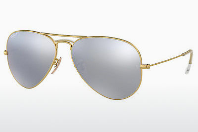 サングラス Ray-Ban AVIATOR LARGE METAL (RB3025 112/W3) - ゴールド