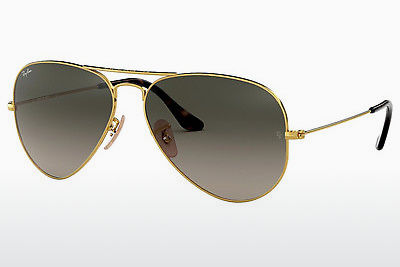 サングラス Ray-Ban AVIATOR LARGE METAL (RB3025 181/71) - ゴールド