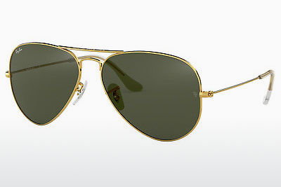 サングラス Ray-Ban AVIATOR LARGE METAL (RB3025 L0205) - ゴールド