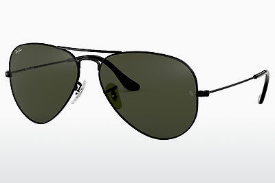 サングラス Ray-Ban AVIATOR LARGE METAL (RB3025 L2823) - ブラック