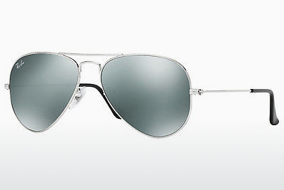 サングラス Ray-Ban AVIATOR LARGE METAL (RB3025 W3275) - シルバー