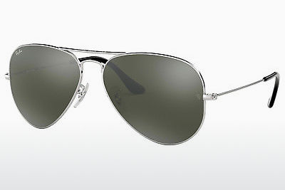 サングラス Ray-Ban AVIATOR LARGE METAL (RB3025 W3277) - シルバー