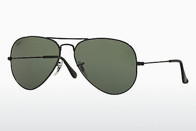 サングラス Ray-Ban AVIATOR LARGE METAL (RB3025 W3329) - ブラック
