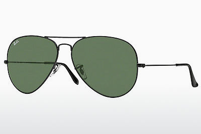 サングラス Ray-Ban AVIATOR LARGE METAL II (RB3026 L2821) - ブラック