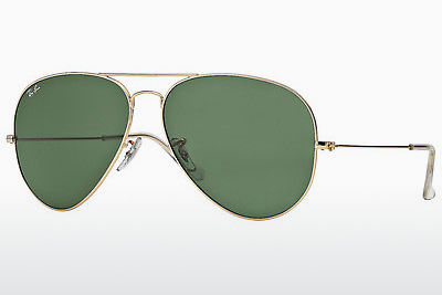 サングラス Ray-Ban AVIATOR LARGE METAL II (RB3026 L2846) - ゴールド
