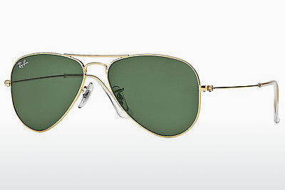 サングラス Ray-Ban AVIATOR SMALL METAL (RB3044 L0207) - ゴールド