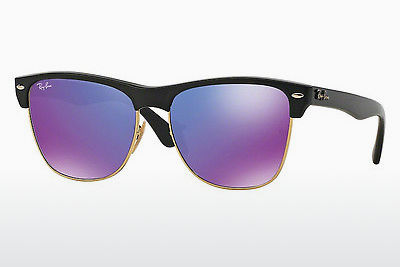 サングラス Ray-Ban CLUBMASTER OVERSIZED (RB4175 877/1M) - ブラック