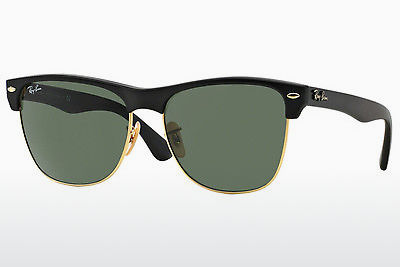 サングラス Ray-Ban CLUBMASTER OVERSIZED (RB4175 877) - ブラック