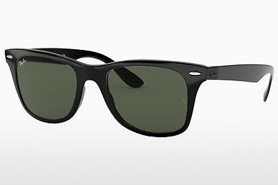 サングラス Ray-Ban WAYFARER LITEFORCE (RB4195 601/71) - ブラック