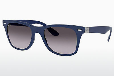 サングラス Ray-Ban WAYFARER LITEFORCE (RB4195 60158G) - ブルー