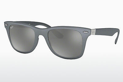 サングラス Ray-Ban WAYFARER LITEFORCE (RB4195 601788) - シルバー