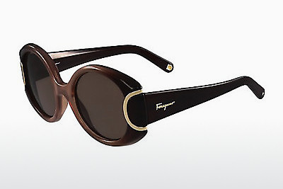 サングラス Salvatore Ferragamo SF811S SIGNATURE 212
