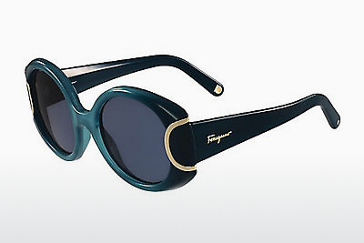 サングラス Salvatore Ferragamo SF811S SIGNATURE 446