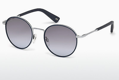 サングラス Web Eyewear WE0167 16W - シルバー, Shiny, Grey