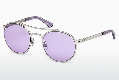 サングラス Web Eyewear WE0172 16Y - シルバー, Shiny, Grey