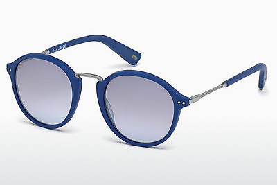 サングラス Web Eyewear WE0178 85X - ブルー, Azure, Matt
