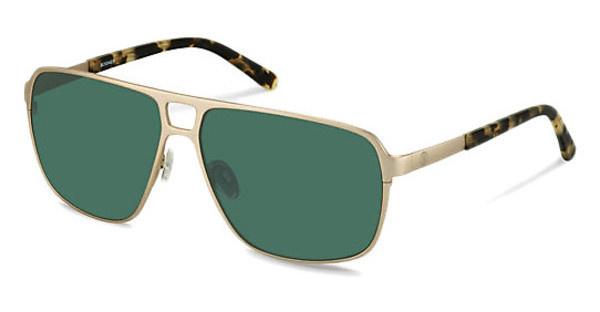 Bogner BG013 C pilot green - 86%light gold, havana