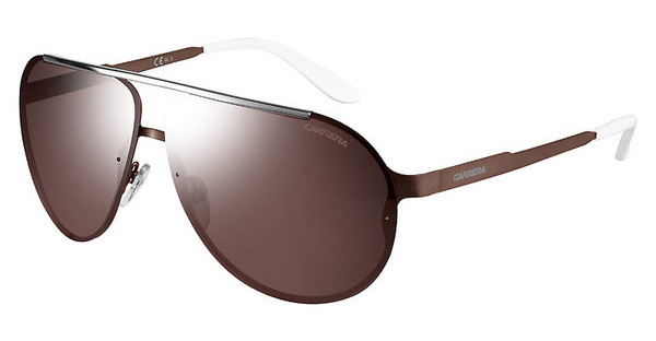 Carrera CARRERA 90/S J8P/8G BROWN SILV MIRRSMT BRWN (BROWN SILV MIRR)
