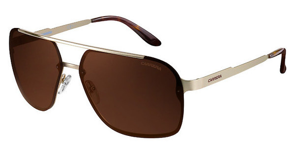 Carrera CARRERA 91/S CGS/LC BROWN GOLD ARLTGLD SMT (BROWN GOLD AR)