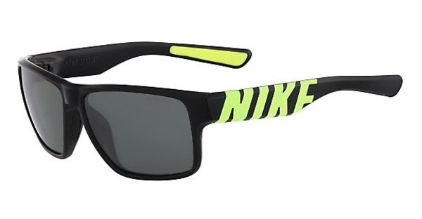 Nike NIKE MOJO P EV0785 071 BLACK/VOLT WITH GREY Polarized LENS