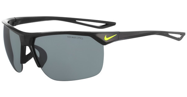 Nike NIKE TRAINER EV0934 001 BLACK/VOLT WITH GREY W/SILVER FLASH LENS