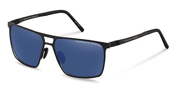 Porsche Design P8610 A dark blue mirroredblack