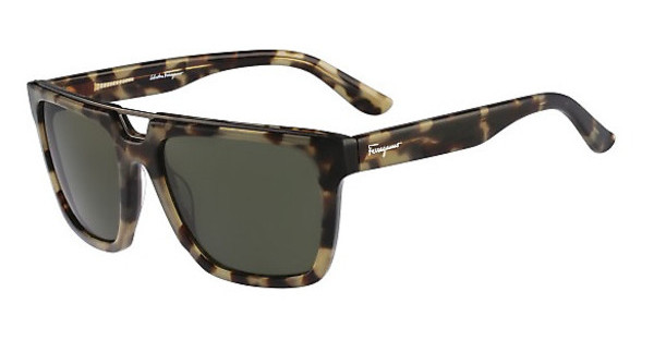 Salvatore Ferragamo SF731S 212 ANTIQUE TORTOISE