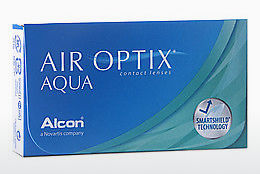 コンタクトレンズ Alcon AIR OPTIX AQUA (AIR OPTIX AQUA AOA6)