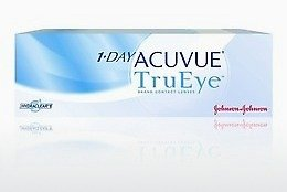 コンタクトレンズ Johnson & Johnson 1 DAY ACUVUE TruEye 1D4-30P-REV