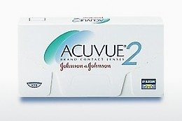 コンタクトレンズ Johnson & Johnson ACUVUE 2 (ACUVUE 2 AV2-6P-REV)