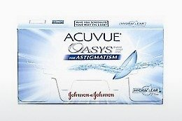 コンタクトレンズ Johnson & Johnson ACUVUE ADVANCE for ASTIGMATISM AGT-6P-REV