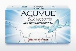 コンタクトレンズ Johnson & Johnson ACUVUE OASYS with HYDRACLEAR Plus PH-12P-REV
