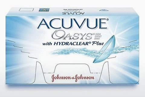 コンタクトレンズ Johnson & Johnson ACUVUE OASYS for ASTIGMATISM CYP-12P-REV