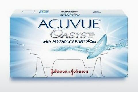 コンタクトレンズ Johnson & Johnson ACUVUE OASYS with HYDRACLEAR Plus PH-6P-REV