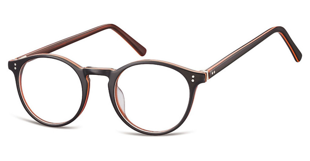 Sunoptic   AC43 D Brown/Orange