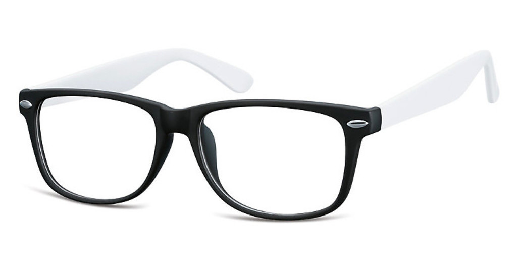 Sunoptic   CP169 D Matt Black/White