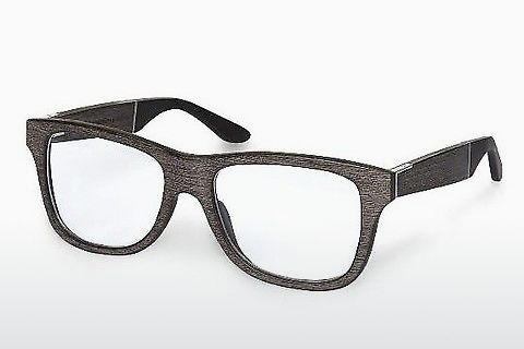 デザイナーズ眼鏡 Wood Fellas Prinzregenten (10900 black oak)