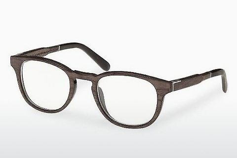 デザイナーズ眼鏡 Wood Fellas Bogenhausen (10911 black oak)