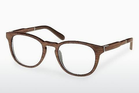 デザイナーズ眼鏡 Wood Fellas Bogenhausen (10911 walnut)