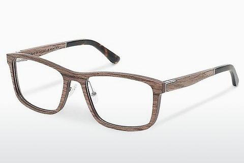 デザイナーズ眼鏡 Wood Fellas Giesing (10918 walnut)