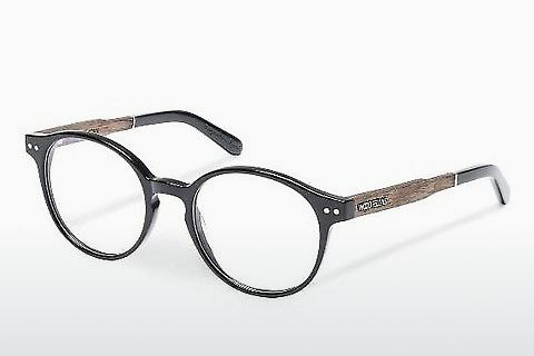 デザイナーズ眼鏡 Wood Fellas Solln (10929 walnut/black)