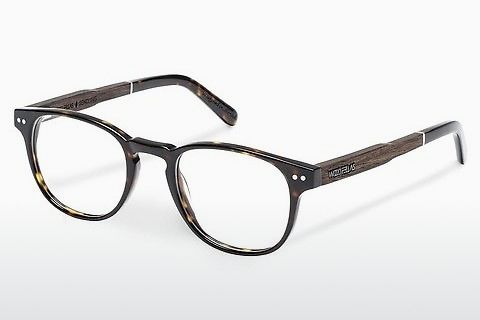 デザイナーズ眼鏡 Wood Fellas Sendling (10931 ebony/havana)