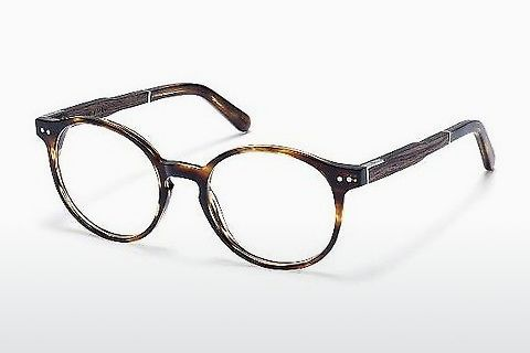デザイナーズ眼鏡 Wood Fellas Solln Premium (10935 ebony/havana)