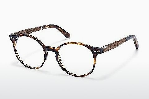 デザイナーズ眼鏡 Wood Fellas Solln Premium (10935 walnut/havana)