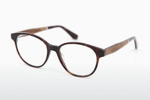 デザイナーズ眼鏡 Wood Fellas Haldenwang (10972 walnut/havana)