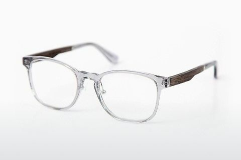 デザイナーズ眼鏡 Wood Fellas Friedenfels (10975 black oak/crystal grey)