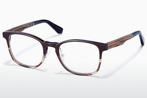 デザイナーズ眼鏡 Wood Fellas Friedenfels (10975 walnut)