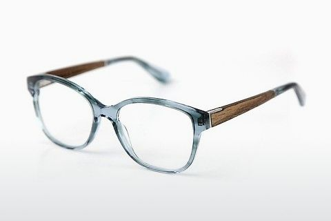 デザイナーズ眼鏡 Wood Fellas Rosenberg Premium (10993 walnut)